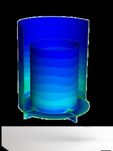 Cuve technique en PMMA Plexiglas
