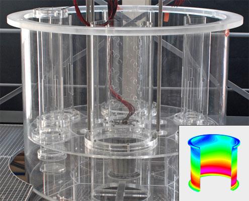 Etude Fabrication Cuve en PMMA Plexiglas